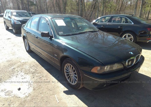 Inventory #968058279 2002 BMW 540