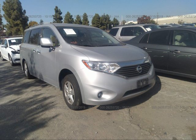 Inventory #414407337 2016 Nissan QUEST