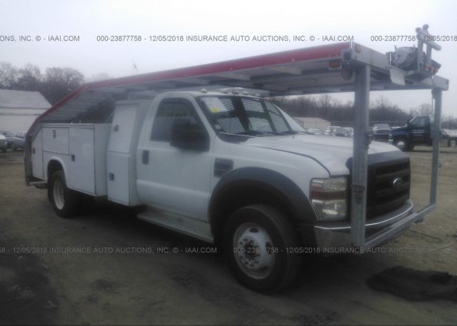 Inventory #193724083 2008 FORD F550
