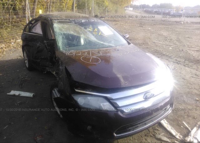 Inventory #436732235 2011 FORD FUSION