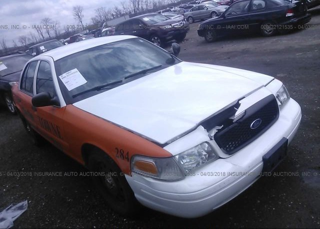 Inventory #410714788 2010 FORD CROWN VICTORIA
