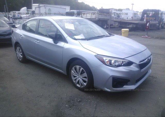 Inventory #687918256 2018 Subaru IMPREZA