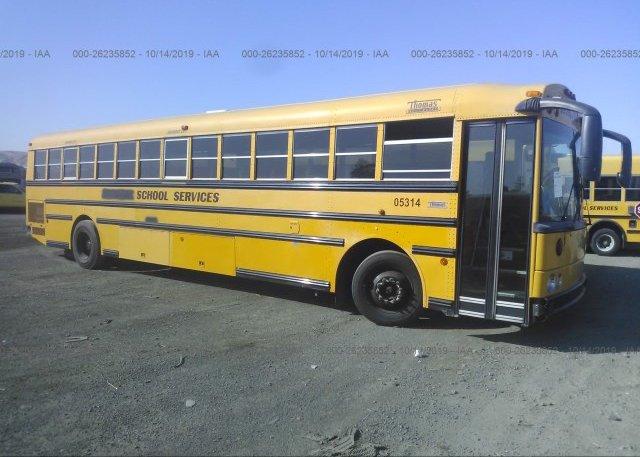 Inventory #730705444 2003 THOMAS SCHOOL BUS