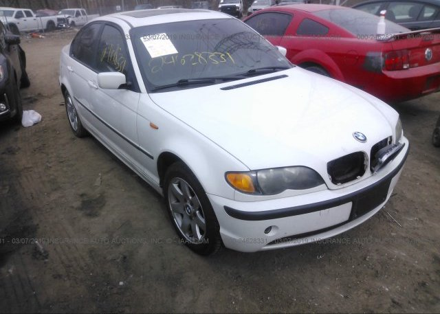 Inventory #828514279 2002 BMW 325