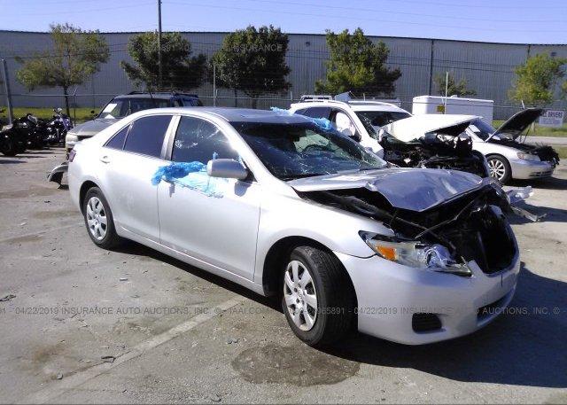 Inventory #241138498 2010 Toyota CAMRY