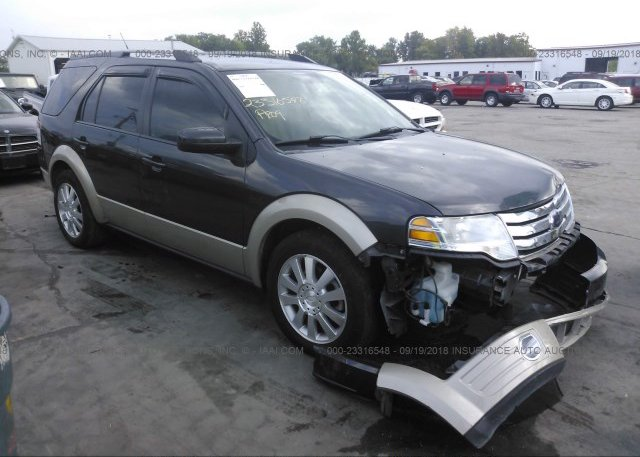 Inventory #173433874 2008 FORD TAURUS X