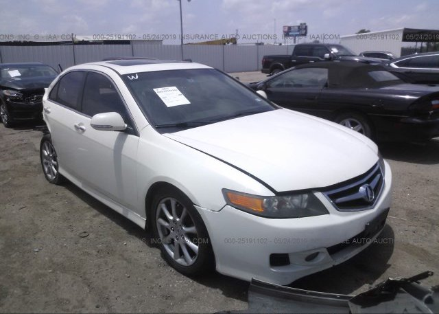 Inventory #905999817 2007 Acura TSX