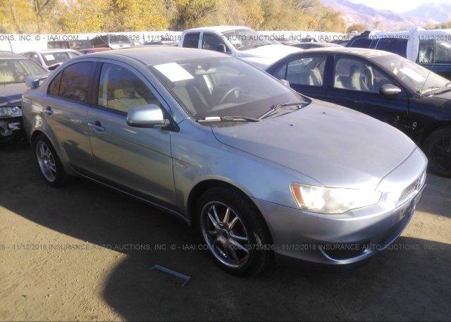 Inventory #219195512 2008 Mitsubishi LANCER