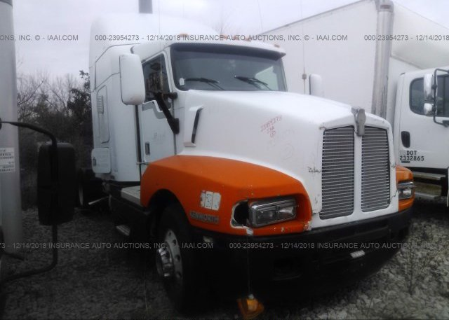 Inventory #355669508 1997 KENWORTH CONSTRUCTION