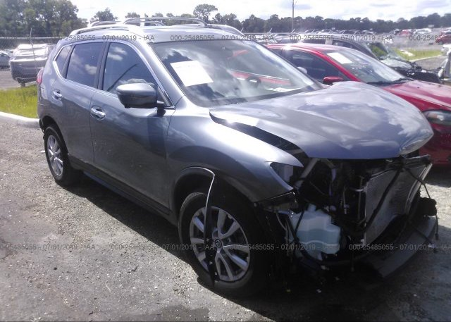 Inventory #729587873 2017 Nissan ROGUE