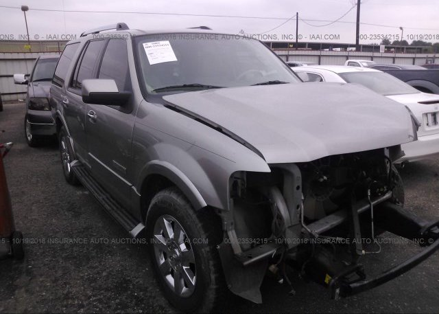 Inventory #101701302 2008 FORD EXPEDITION