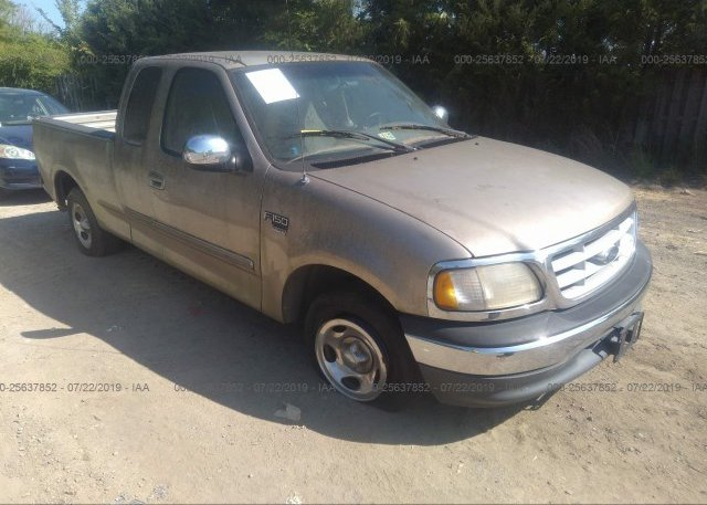Inventory #554392388 2000 FORD F150