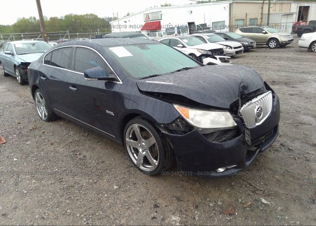 Inventory #782781337 2010 Buick LACROSSE