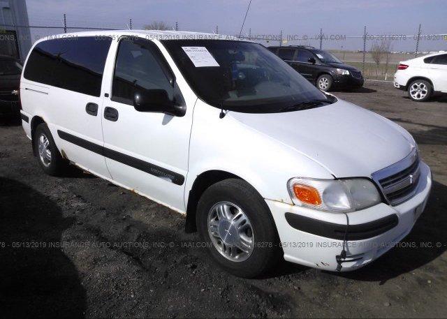 Inventory #195036701 2003 Chevrolet VENTURE