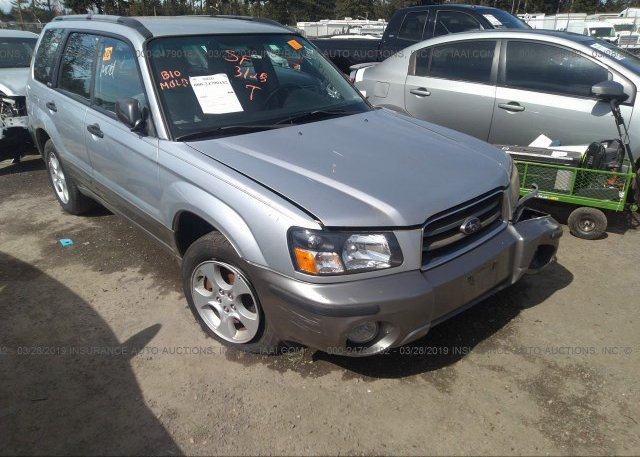 Inventory #408644939 2003 Subaru FORESTER