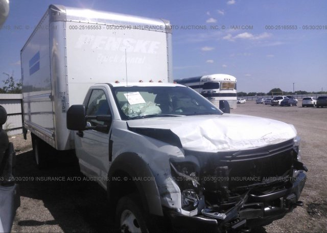 Inventory #614911238 2018 FORD F450