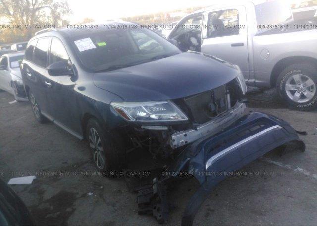 Inventory #439153009 2013 Nissan PATHFINDER