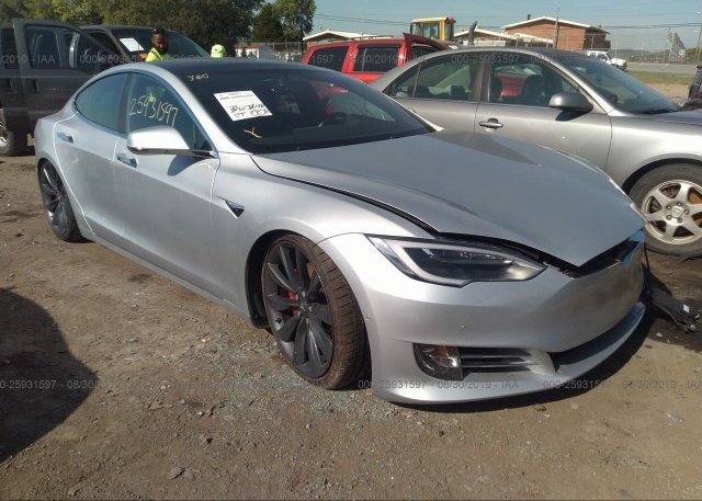 Inventory #773089591 2016 Tesla MODEL S