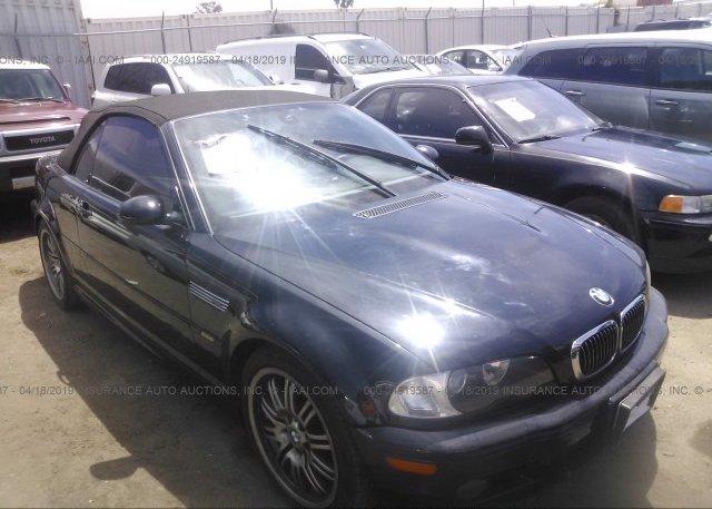 Inventory #508711004 2002 BMW M3