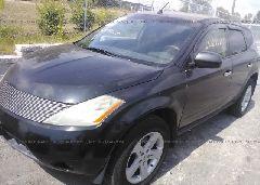 2005 Nissan MURANO - JN8AZ08W65W427615 Right View