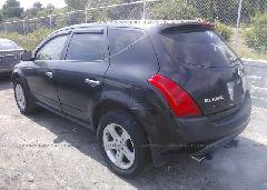 2005 Nissan MURANO - JN8AZ08W65W427615 [Angle] View