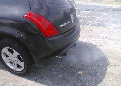 2005 Nissan MURANO - JN8AZ08W65W427615 detail view