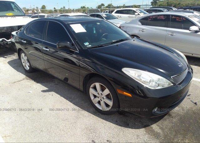 Inventory #257619155 2005 Lexus ES