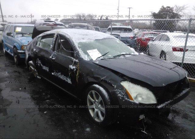 Inventory #662816237 2007 Nissan MAXIMA