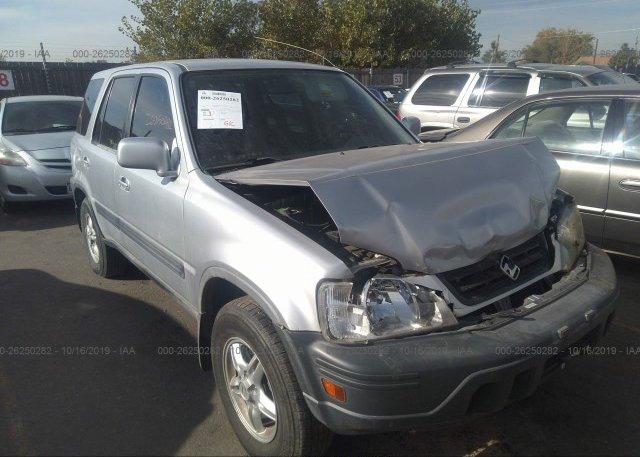 Inventory #247327235 1999 Honda CR-V