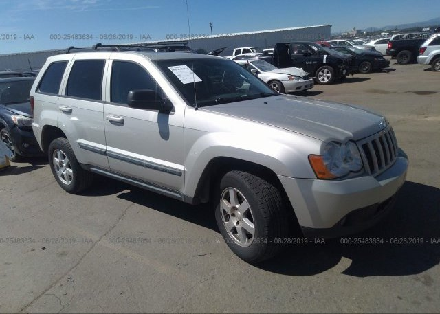 Inventory #147967265 2009 JEEP GRAND CHEROKEE