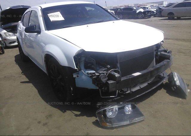 Inventory #316444376 2014 Dodge AVENGER