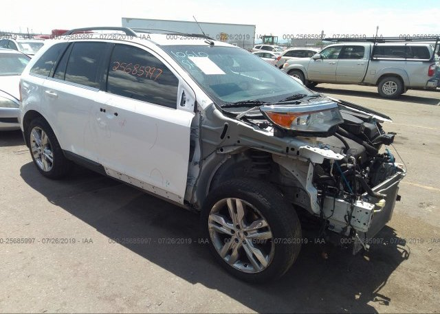 Inventory #454557491 2013 FORD EDGE