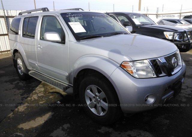Inventory #746740149 2009 Nissan PATHFINDER