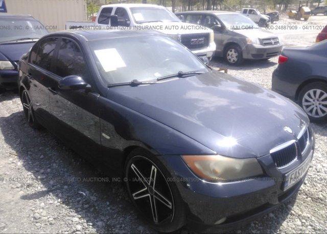 Inventory #950486845 2006 BMW 325