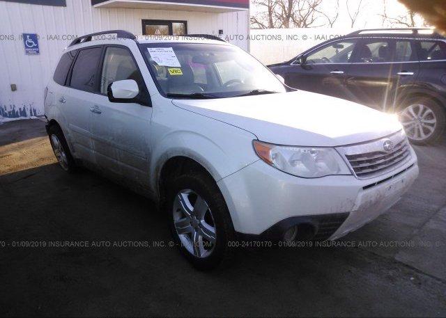 Inventory #705682793 2010 Subaru FORESTER