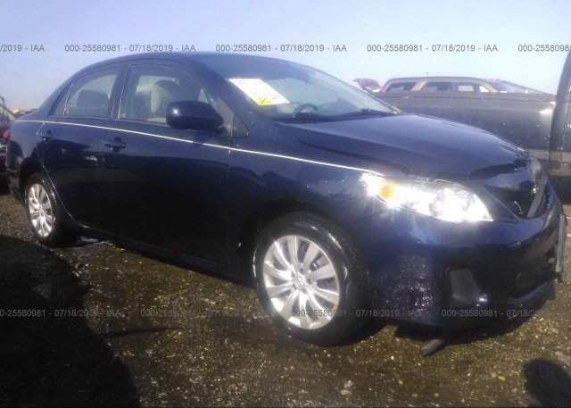 Inventory #117191056 2012 Toyota COROLLA