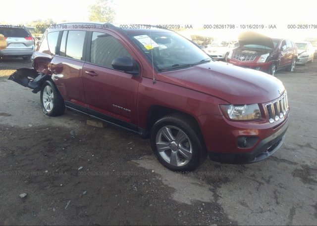 Inventory #326822998 2016 JEEP COMPASS