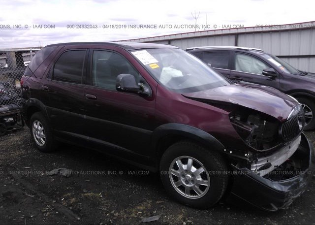 Inventory #221558944 2004 Buick RENDEZVOUS