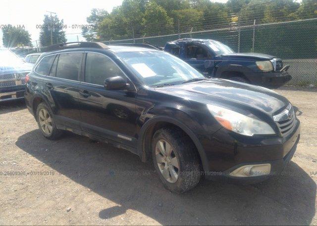 Inventory #696493820 2011 Subaru OUTBACK