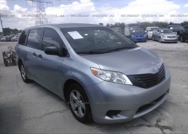 Inventory #584008968 2015 Toyota SIENNA
