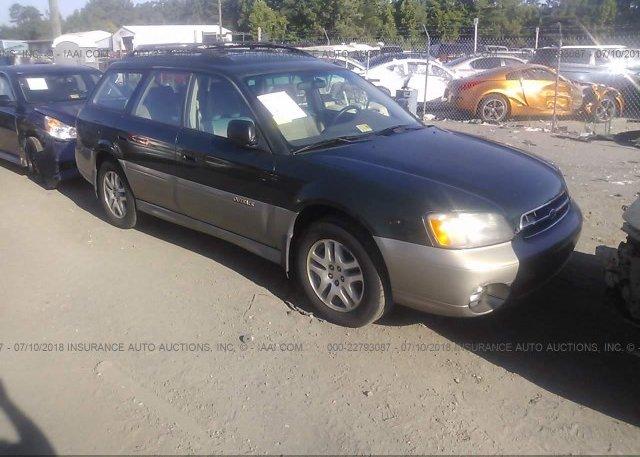 Inventory #476868342 2000 Subaru LEGACY
