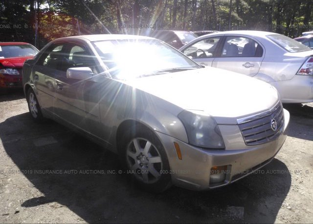 Inventory #462886511 2004 Cadillac CTS