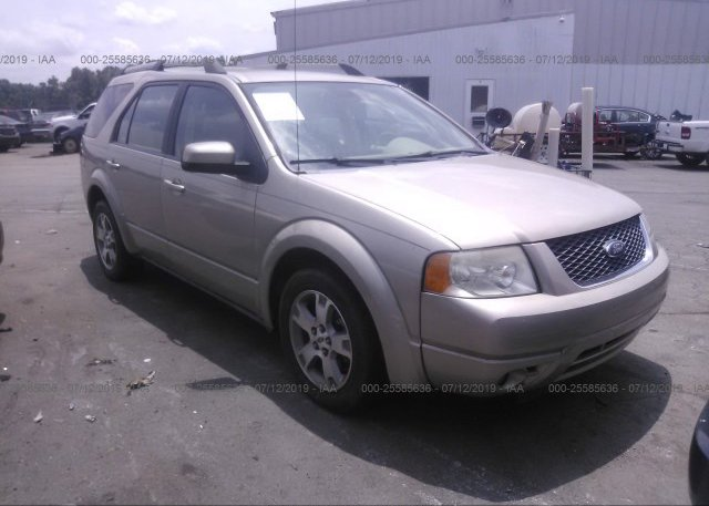 Inventory #872396233 2006 FORD FREESTYLE