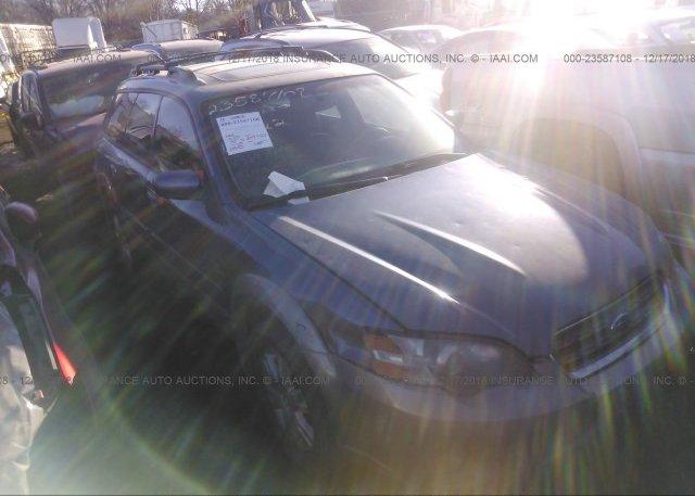 Inventory #507277920 2005 Subaru LEGACY
