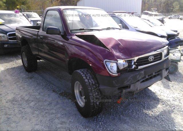 Inventory #705446848 1997 Toyota TACOMA
