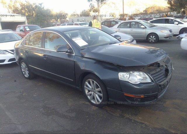 Inventory #740344911 2010 Volkswagen PASSAT