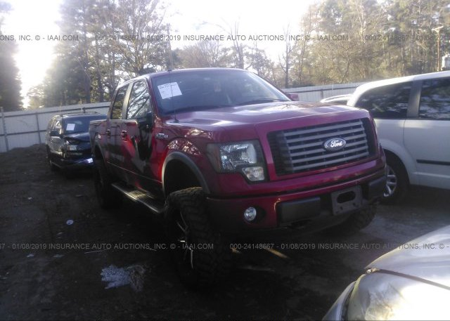 Inventory #389948471 2011 FORD F150