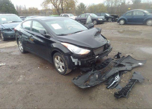 Inventory #694886728 2012 Hyundai ELANTRA