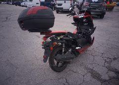 2013 Honda PCX - MLHKF1218D5006668 rear view