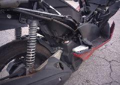 2013 Honda PCX - MLHKF1218D5006668 front view